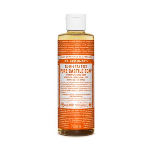 organiczne naturalne ekologiczne wegańskie mydła w płynie z organicznymi olejkami eterycznymi do wielu zastosowań
